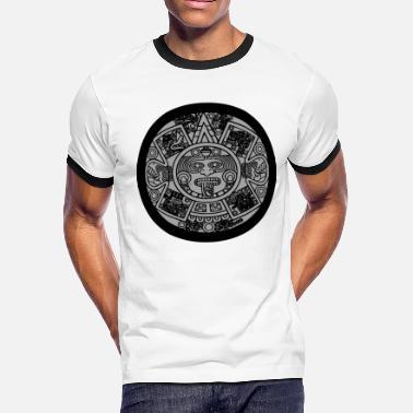 e5994e8a4 Women's Vintage Sport T-Shirt. maya. from $35.49 · Maya Calendar Aztecs  calendar - Men's Ringer ...