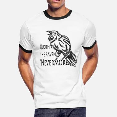 Raven Mother Raven - Men's Ringer T-Shirt