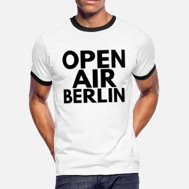 Open Air open air berlin - Men's Ringer T-Shirt