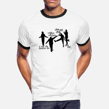 Arrest arrested - Men's Ringer T-Shirt