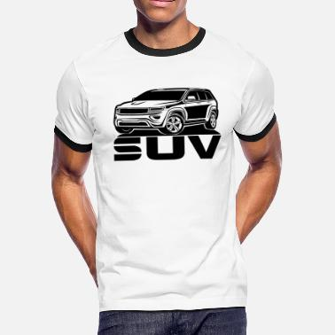 Suv suv - Men's Ringer T-Shirt