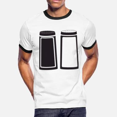 Pepper salt pepper - Men's Ringer T-Shirt