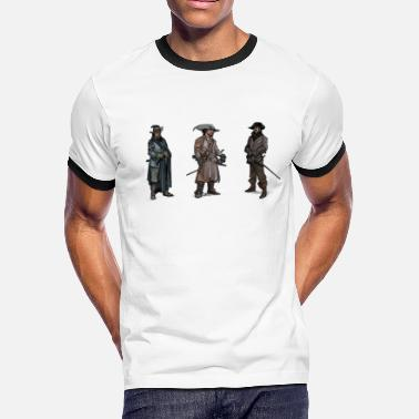 Musket BBC-Musketeers - Men's Ringer T-Shirt