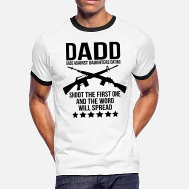 Spread DADD (Dads Against Daughters Dating) - Men's Ringer T-Shirt
