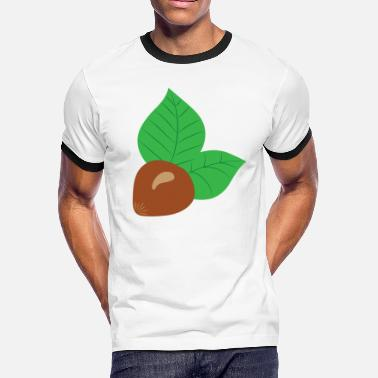Hazelnut hazelnut - Men's Ringer T-Shirt