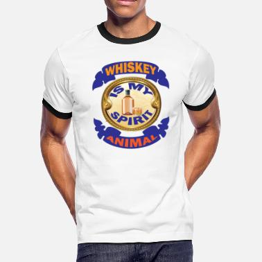 Wiskey wiskey t shirt - Men's Ringer T-Shirt