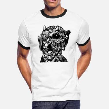 Scary Monster Scary Monster - Men's Ringer T-Shirt