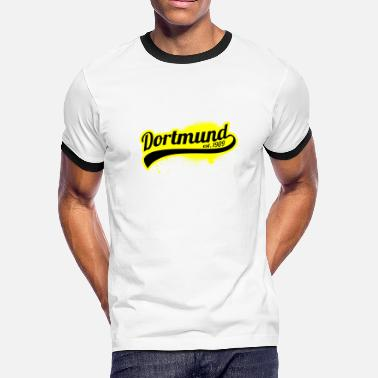 1909 Soccer Liga GermanyDortmund 1909 Ruhr Area Gift - Men's Ringer T-Shirt