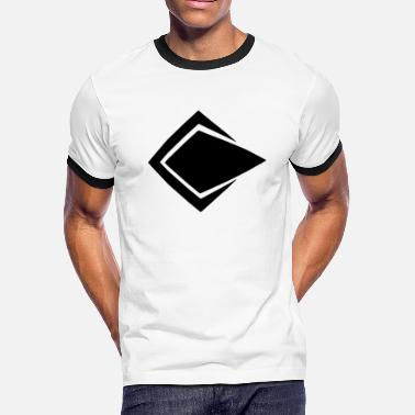 Capella CAPELLA Symbol BLACK - Men's Ringer T-Shirt
