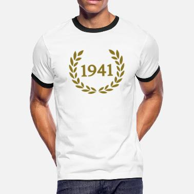 1941 1941 - Men's Ringer T-Shirt