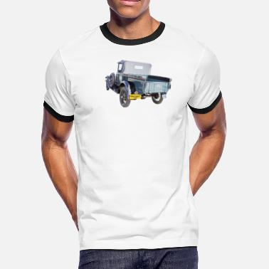 Cars Ford A 1928 - Men's Ringer T-Shirt
