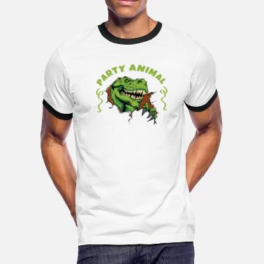 Party Animal party animal - Men's Ringer T-Shirt