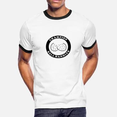 Chain BALLS - Men's Ringer T-Shirt