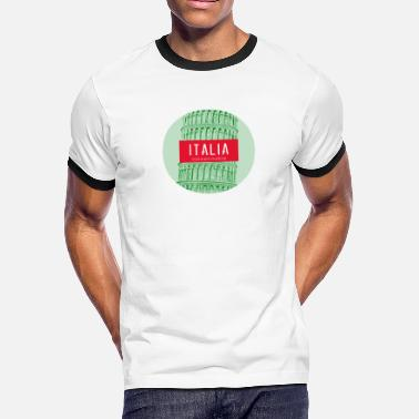 Italy Unforgettable Italy - Men's Ringer T-Shirt