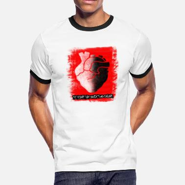 The Heart - Men's Ringer T-Shirt