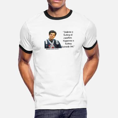 Carlo Carlo Acutis Sadness is Looking at Ourselves - Men's Ringer T-Shirt