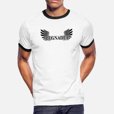 Angelwings gifted Angelwings - Men's Ringer T-Shirt
