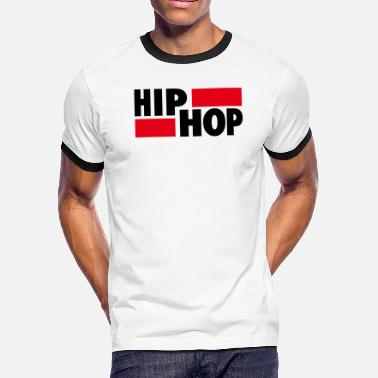 Rapper Hip Hop Old School Rap Rapper Gift - Men's Ringer T-Shirt