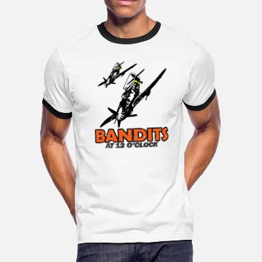 Bandits At 12 O'Clock - Men's Ringer T-Shirt