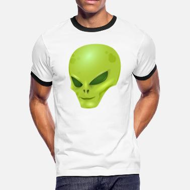 Otherworldly ovino - Men's Ringer T-Shirt