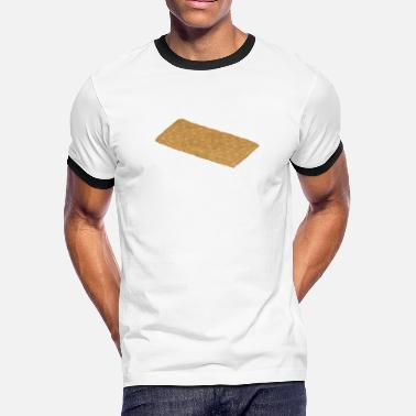 Graham Graham Cracker Group Halloween costume - Men's Ringer T-Shirt