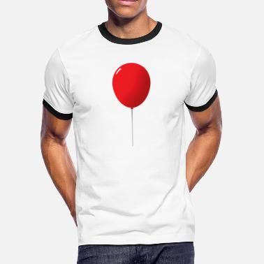 Pennywise Want A Balloon? - Men's Ringer T-Shirt