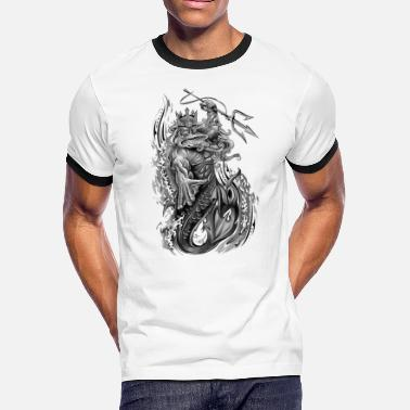 Collections poseidon - Men's Ringer T-Shirt