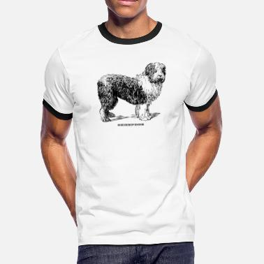 Sheepdog Sheepdog - Men's Ringer T-Shirt