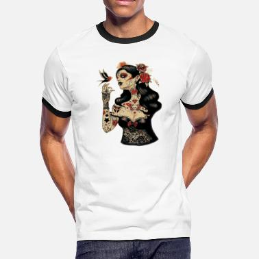 Punk punk art - Men's Ringer T-Shirt