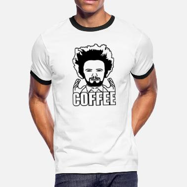 COFFEE - Men's Ringer T-Shirt
