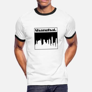 Shanghai - Men's Ringer T-Shirt