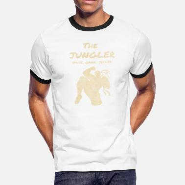 Lee-sin T-shirt League of Legends: The Jungler / Lee sin - Men's Ringer T-Shirt