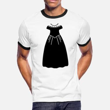 Dressed Dress - Men's Ringer T-Shirt