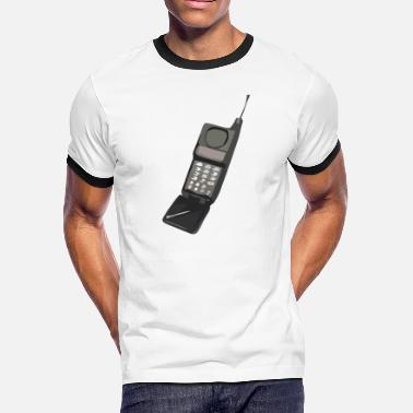 Old Cell Phone old cell phone2 - Men's Ringer T-Shirt
