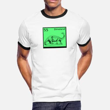 325 dino 325 - Men's Ringer T-Shirt