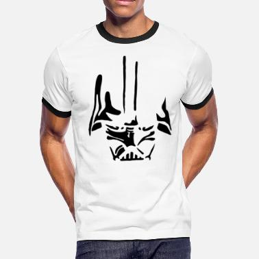 Leia Darth Vader - Men's Ringer T-Shirt