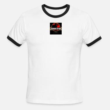 f77b916fd6 jurassic pork Men's Premium T-Shirt   Spreadshirt