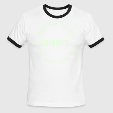 decadent - Men's Ringer T-Shirt
