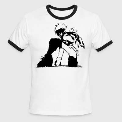 Izuku - Men's Ringer T-Shirt
