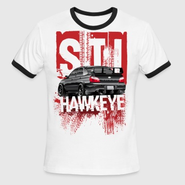 STI Hawkeye - Men's Ringer T-Shirt