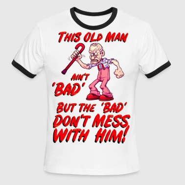 This Old Man - Men's Ringer T-Shirt