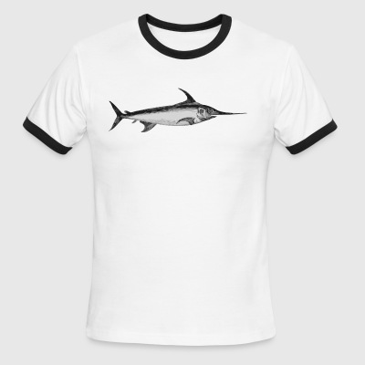Swordfish - Men's Ringer T-Shirt