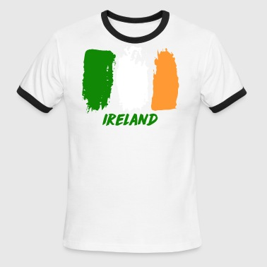 ireland design - Men's Ringer T-Shirt