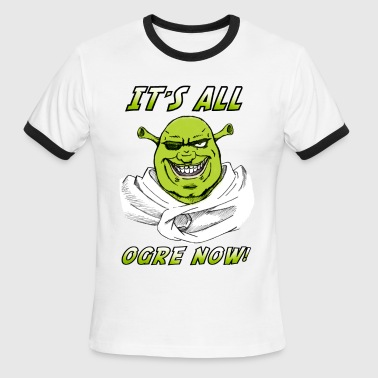 Berserk x Shrek - It's All Orge Now ! - Men's Ringer T-Shirt