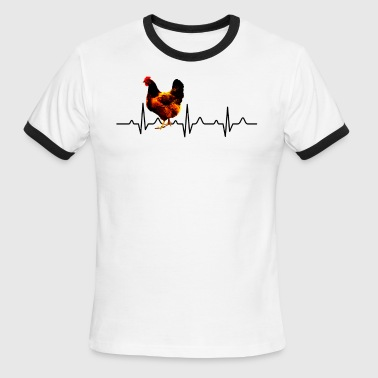 Chicken Shirt - Men's Ringer T-Shirt