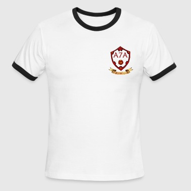 Amir soccer team - Men's Ringer T-Shirt