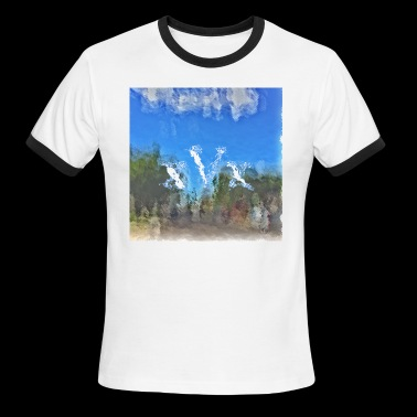 Sky xVx - Men's Ringer T-Shirt