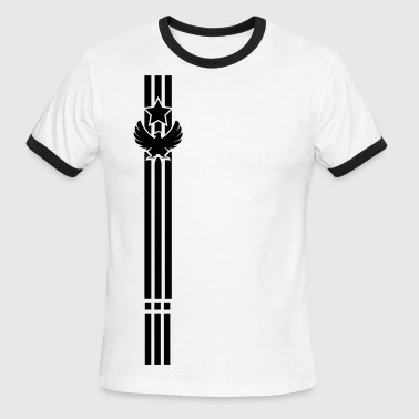 iii - Men's Ringer T-Shirt