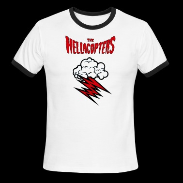 THE HELLACOPTERS - Men's Ringer T-Shirt
