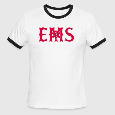 EMS Boston - Men's Ringer T-Shirt